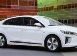 The New 2017 Hyundai IONIQ Electric
