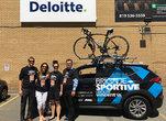 La Brigade sportive Groupe Vincent visite Deloitte et PMA Assurances!