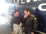 Bris mécaniques pour Carl Nadeau,  mais beaucoup de plaisir pour Jeff Boudreault!