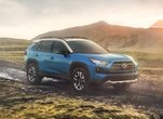 All-New 2019 Toyota RAV4 Unveiled at the New York International Auto Show