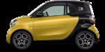 smart fortwo coupé - électrique  2018