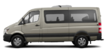 Mercedes-Benz Sprinter COMBI 2500 4X4  2018