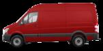 2018 Mercedes-Benz Sprinter CARGO VAN 2500
