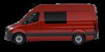 Mercedes-Benz Sprinter Equipage 2500  2019