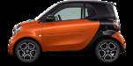 smart fortwo coupé  2019