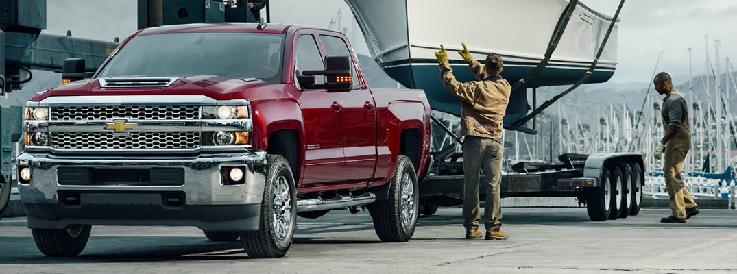 How Powerful Is the 2019 Chevrolet Silverado 1500?