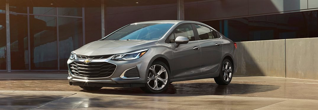 What Colors Does the 2019 Chevrolet Cruze Come In?