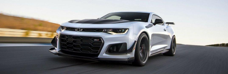 2018 Chevrolet Camaro Interior Features