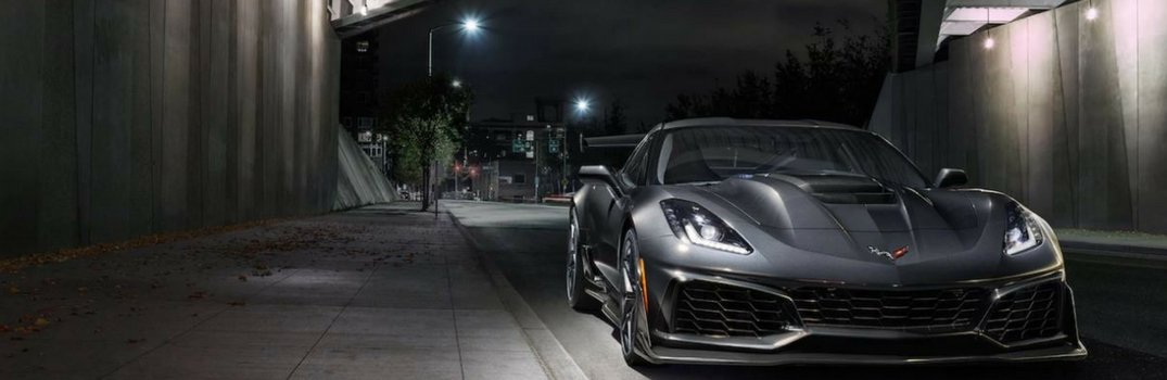 2019 Chevrolet Corvette First Look