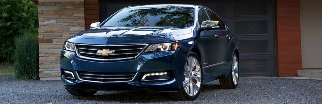 2018 Chevrolet Impala Engine and Performance Specs