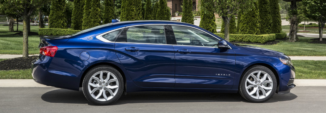How Efficient Is the 2018 Chevrolet Impala?