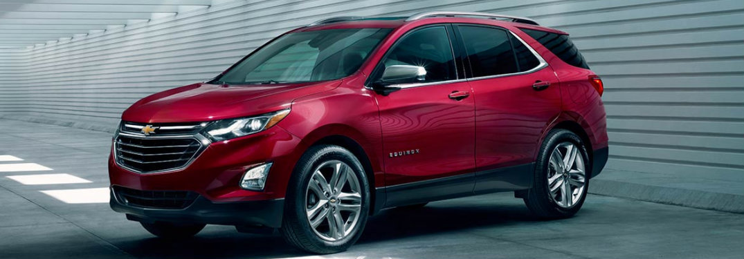 2018 Chevy Equinox Standard and Available Safety Features