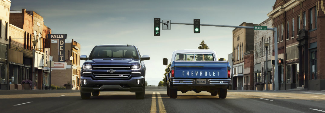 Chevy Celebrates 100 Years of Truck Production
