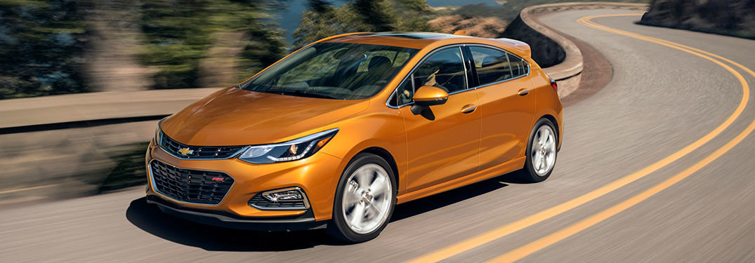 What Kind of Technology Is in the Chevy Cruze?