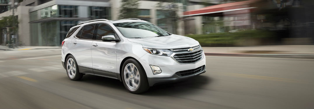 How Much Space Is in the 2018 Chevrolet Equinox?