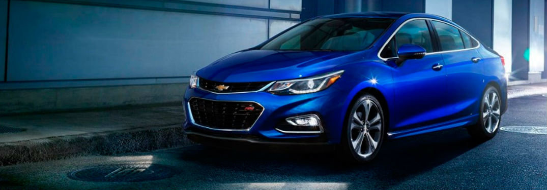 What Colours Does the Cruze Come In?