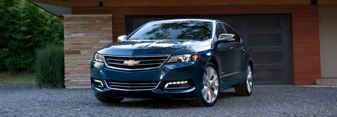 Check out the Chevy Impala!