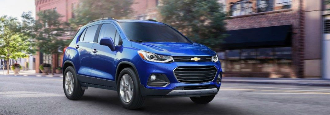 What's Inside the Chevy Trax?