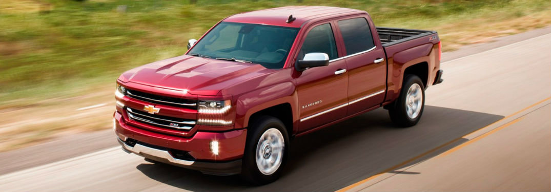 How Powerful Is the 2017 Silverado?
