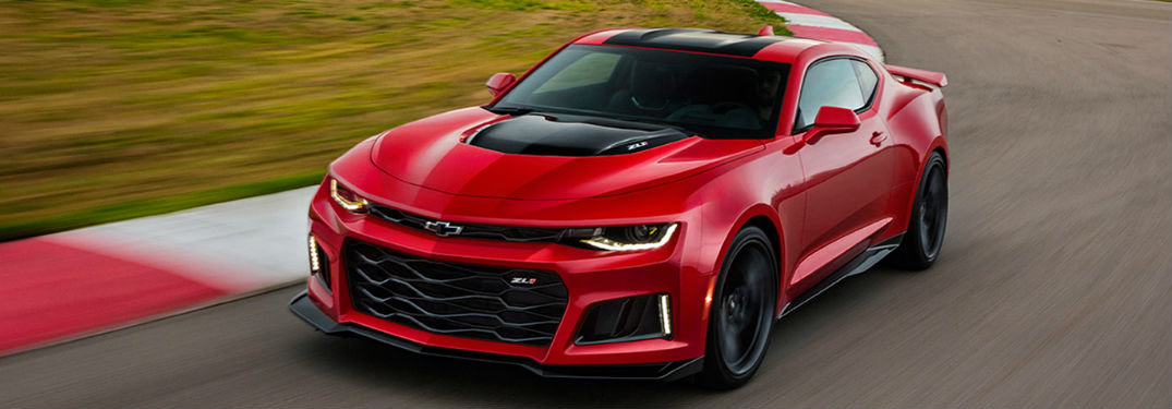 How Powerful is the 2017 Camaro?