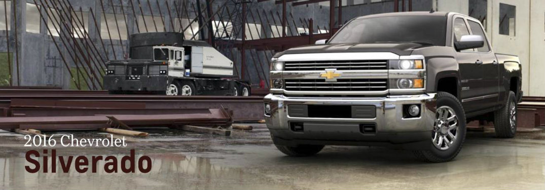 2017 Chevrolet Silverado Colour Options