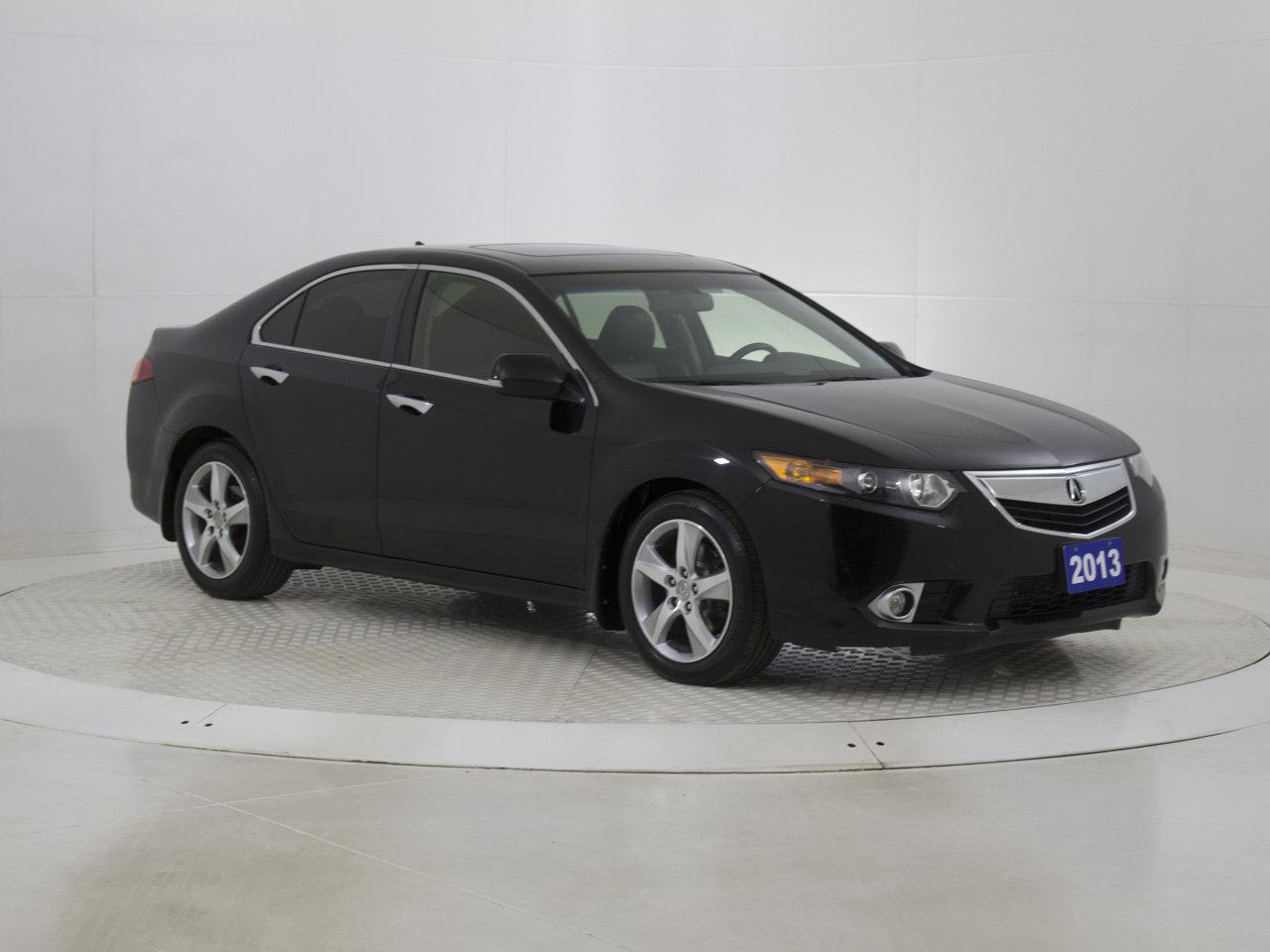 2013 Acura TSX Premium Pkg