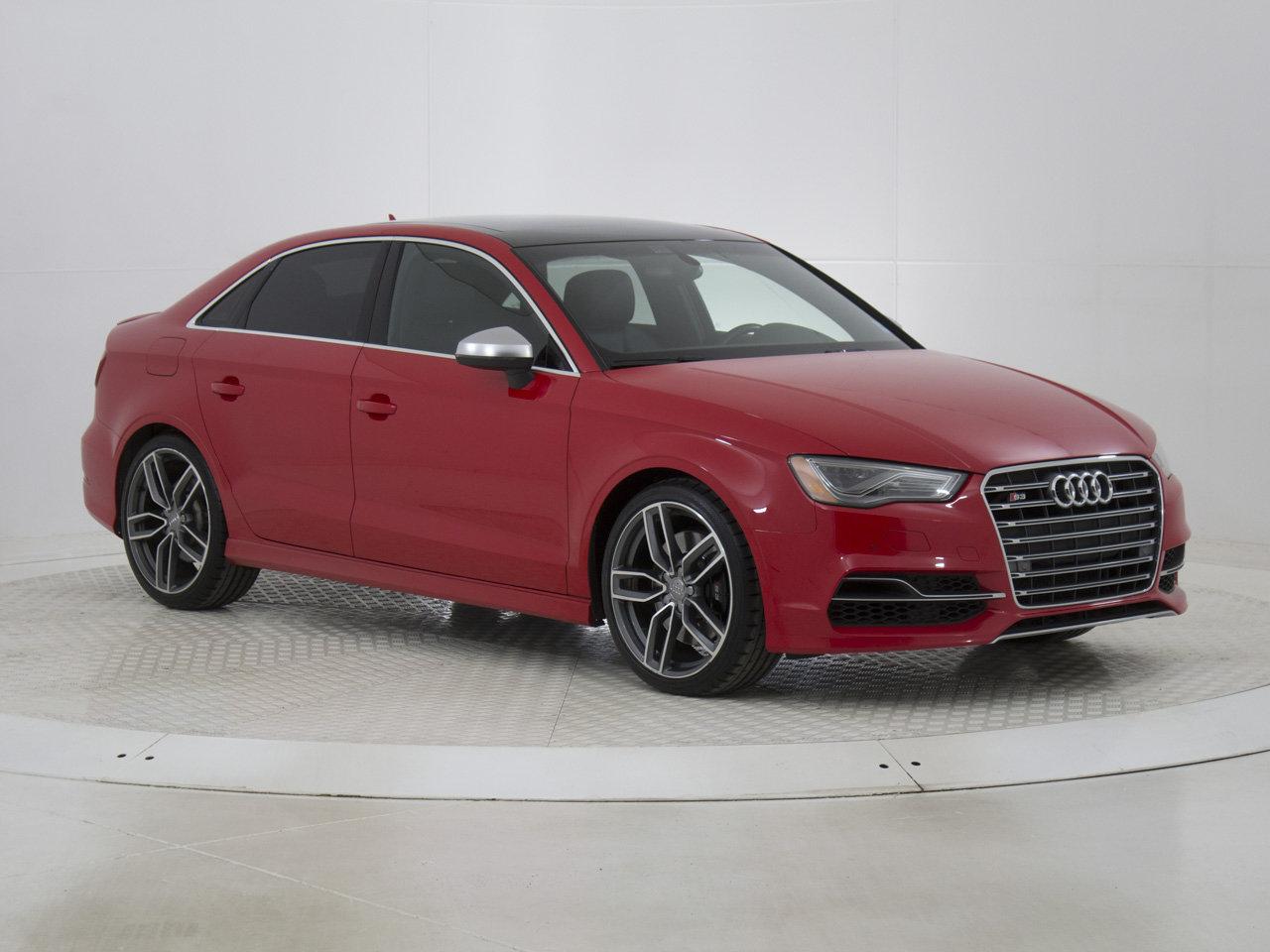 2015 Audi A3/S3 2.0T Technik