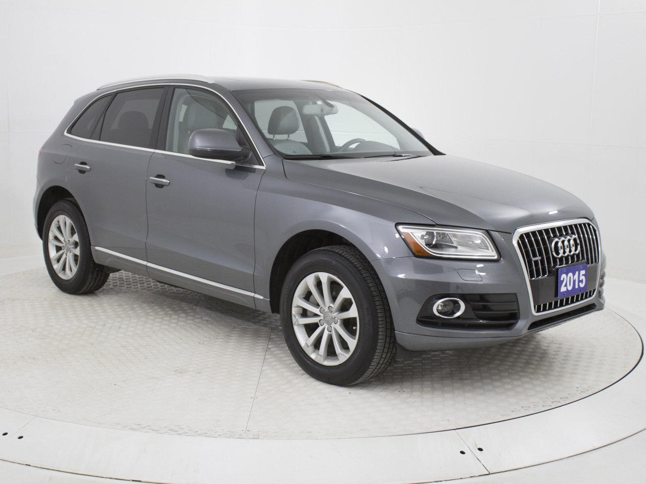 2015 Audi Q5/SQ5 3.0T Technik