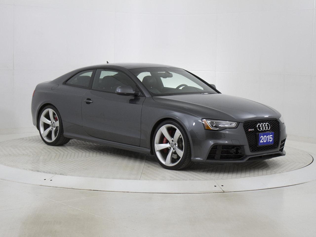 2015 Audi RS 5
