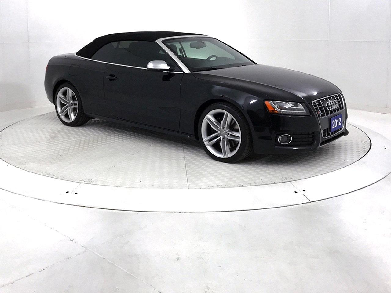 2012 Audi S5 Premium