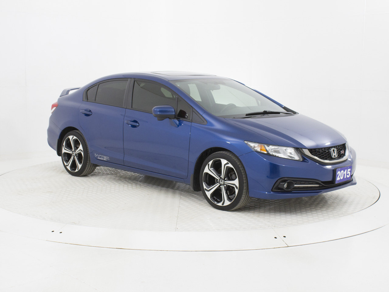 2015 Honda Civic Sedan Si