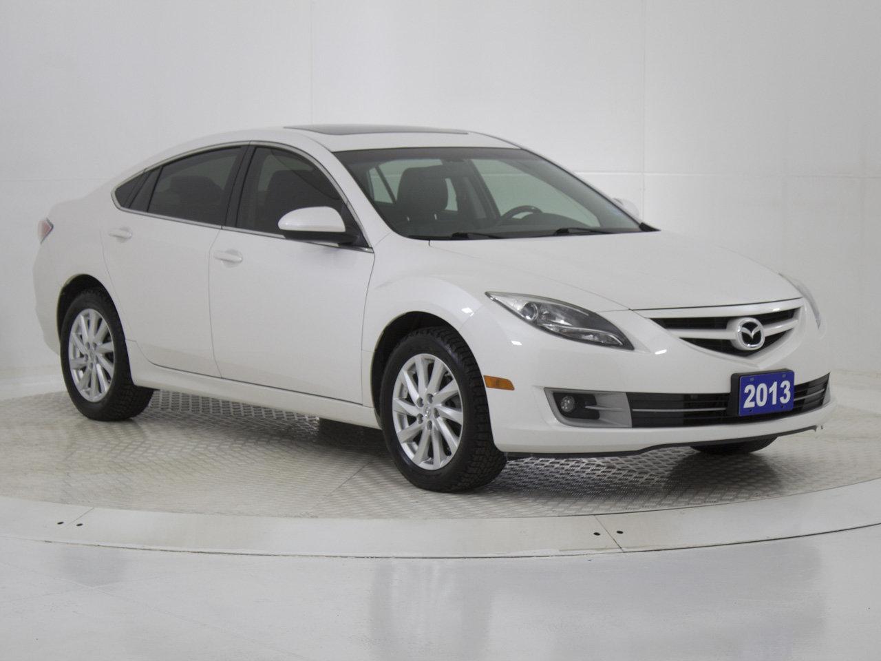 2013 Mazda Mazda6 GT