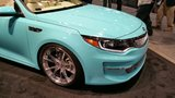 KIA Optima ''A1A'' Floridienne
