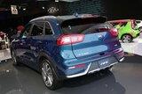 Le tout nouveau Kia Niro 2017 à moteur hybride au Salon de l'Auto de Montréal
