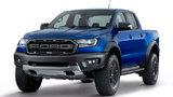 Premières images - Ford Ranger Raptor 2019