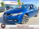 2015 Honda Civic Touring Loaded Leather Navigation