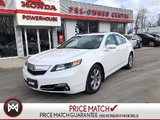2013 Acura TL SUNROOF! BLUETOOTH! LEATHER! HEATED SEATS!