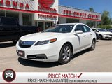 2013 Acura TL LOADED! BLUETOOTH! LEATHER! SUNROOF!
