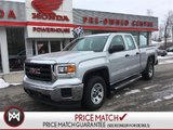2015 GMC Sierra 1500 4X4! DOUBLE CAB! TONNEAU COVER! LOW KM'S! SIERRA*