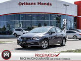 Honda Civic Sedan LX- Auto, heated seats, 2014