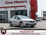 Honda Civic Sedan LX - HEATED SEATS, BLUETOOTH, BACK UP CAMERA 2015