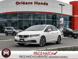 Honda Civic Sedan EX SEDAN -SUNROOF,BACKUP CAMERA,ALLOYS BLUETOOTH 2015