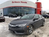 Honda Civic LX, HEATED SEATS,BACK UP CAMERA,APPLE CAR PLAY 2017