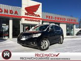 2014 Honda CR-V TOURING! LOADED!!!, CLEAN CARPROOF, SERVICED HERE