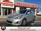 2014 Hyundai Accent $43.68 WEEKLY! LOW KM'S! HEATED SEATS! BLUETOOTH!!