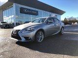 2016 Lexus IS 300 Premium Package, Sunroof, Leather