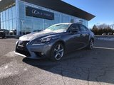 2014 Lexus IS 350 Executive Package, Leather, Navigation