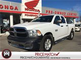 2013 Ram Ram 1500 Crew Cab 4x4 4WD! CRUISE CONTROL! AUTO LIGHTS CLEAN CAR PROOF!