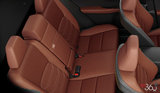 Saddle Tan Leather
