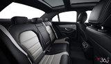 Black/Platinum Silver AMG Nappa Leather